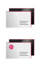 Wizytówki MultiLoft magnet